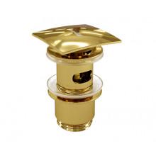 Донный клапан WasserKRAFT A168  Push-up 9062908