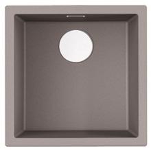 Кухонная мойка Omoikiri Yamakawa 45-U/I-GR, Artceramic, серый 4993778