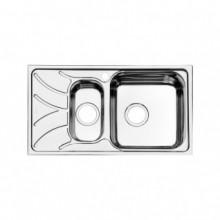 Кухонная мойка Iddis Arro ARR78PZi77 78 x 44 см, чаша справа, полированная