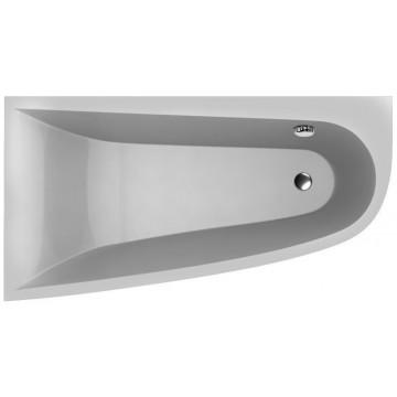 Ванна акриловая Vayer Boomerang  L 170x90 см Гл000009592