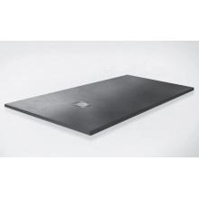 Поддон душевой RGW Stone Tray ST-0129G серый из искусственного камня 16152912-02
