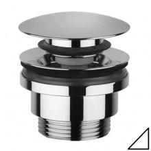 Донный клапан Paffoni белый ZSCA050BO (242391)