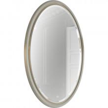 Зеркало Aqwella Clarberg Borgia 65 слоновая кость/патина золото BOR0210BG