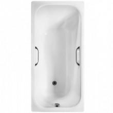 Ванна чугунная Wotte Start 160х75 c отверстиями для ручек БП-00000002