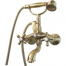 Cмеситель для ванны Webert Armony AM720201065(153) бронза