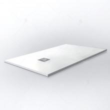 Поддон душевой RGW Stone Tray ST-0137W белый 16152713-01 из искусственного камня