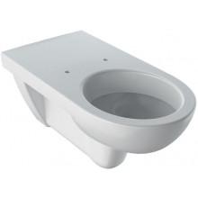 Унитаз для инвалидов и пожилых людей Geberit Renova Comfort 208520000+500.679.01.1 крышка-сиденье