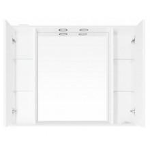 Зеркало-шкаф Style Line Олеандр-2 1000/С ЛС-00000583 белый
