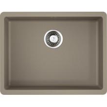 Кухонная мойка Omoikiri Kata 54-U-CA, искусственный гранит, карамель 4993406