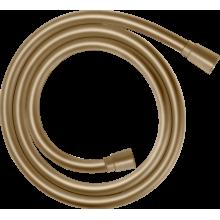Душевой шланг Hansgrohe Isiflex 28276140 160 см бронза матовая