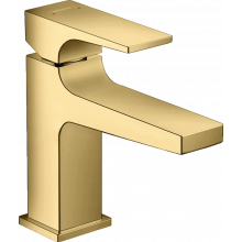 Смеситель Hansgrohe Metropol 32500990 для раковины, золото