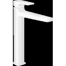 Смеситель Hansgrohe Metropol 32512700 для раковины, белый матовый