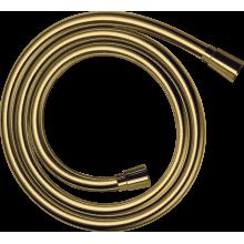 Душевой шланг Hansgrohe Isiflex 28276990 с защитой от перекручивания 160 см, золото