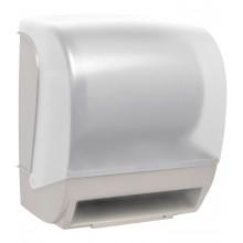 Диспенсер для бумажных полотенец  Nofer 04004.2.W белый