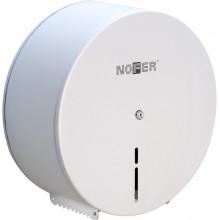 Диспенсер для туалетной бумаги Nofer 05001.XL.W белый