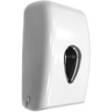 Диспенсер для туалетной бумаги Nofer 05118.W белый