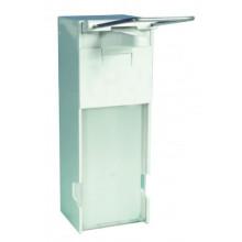 Диспенсер для мыла Nofer 03016.L белый