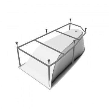 Каркас для ванны Vayer Boomerang Гл000013023 150x90 см