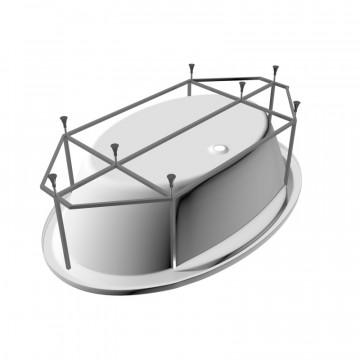 Каркас для ванны Vayer Boomerang Гл000013208 194x100 см