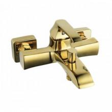 Cмеситель для ванны Creavit Avangard AG2500G золото