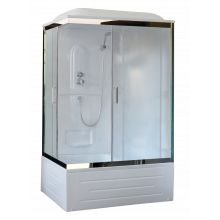 Душевая кабина Royal Bath RB8100BP1-M-CH-R (матовое)