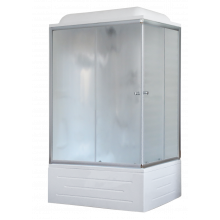 Душевая кабина Royal Bath RB8100BP1-M-L (матовое)