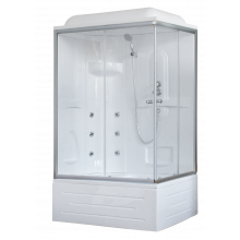 Душевая кабина Royal Bath RB 8100BP2-T-L (прозрачное)
