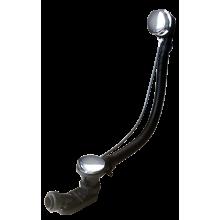 Слив-перелив для ванны полуавтомат 60 см Royal Bath Cliv-pereliv p/a 60 cm
