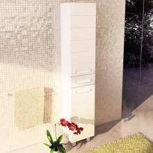 Шкаф-колонна Comforty Модена-35 белый