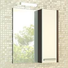 Зеркало-шкаф Comforty Барселона-60 венге