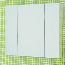 Зеркало-шкаф Comforty Римини-80 белый