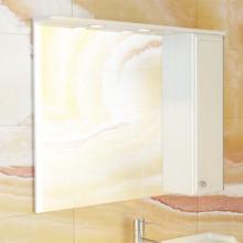 Зеркало-шкаф Comforty Сочи-100 белый
