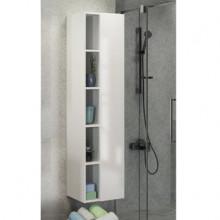 Шкаф-колонна Comforty Милан-40 белый