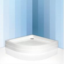 Душевой поддон на полиуретановой основе Roltechnik Hawall-P 8000024 белый