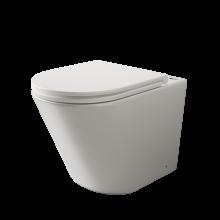 Приставной унитаз Ceramica Nova Trend 114010 микролифт