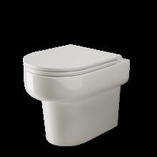 Приставной унитаз Ceramica Nova Brick 314010 микролифт
