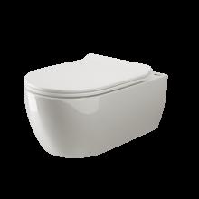 Подвесной унитаз Ceramica Nova Simple CN1302
