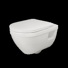 Подвесной унитаз Ceramica Nova Life CN1402 микролифт
