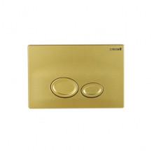 Кнопка для инсталляции Creavit DROP GP2005.00 золото