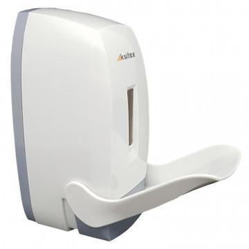 Локтевой дозатор Ksitex ES-500W  для жидкого мыла