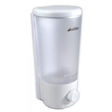 Механический дозатор Ksitex SD 9102-400   для жидкого мыла