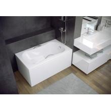 Акриловая ванна BESCO Aria Rehab 120x70 WAR-120-PA + фронтальная панель OAR-120-PA