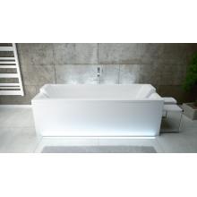 Акриловая ванна BESCO Quadro 180 WAQ-180-PK