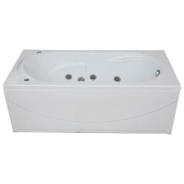 Акриловая ванна Bas Ахин 170x80 без гидромассажа