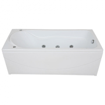Акриловая ванна Bas Мальта 170x75 без гидромассажа