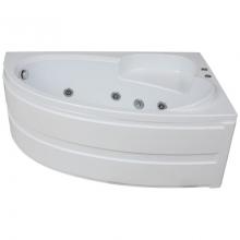 Акриловая ванна Bas Сагра 160x100 без гидромассажа