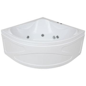 Акриловая ванна Bas Риола 135x135 без гидромассажа