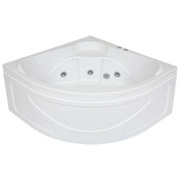 Акриловая ванна Bas Хатива 143x143 без гидромассажа