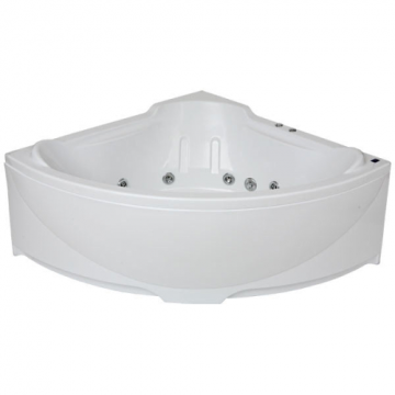 Акриловая ванна Bas Ирис 150x150 без гидромассажа