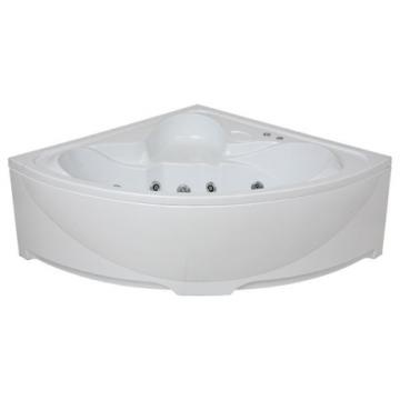 Акриловая ванна Bas Дрова 160x160 без гидромассажа